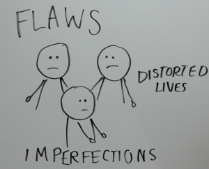 human flaws