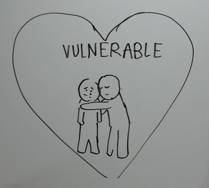 Vulnerability is the Key to Close Relationships