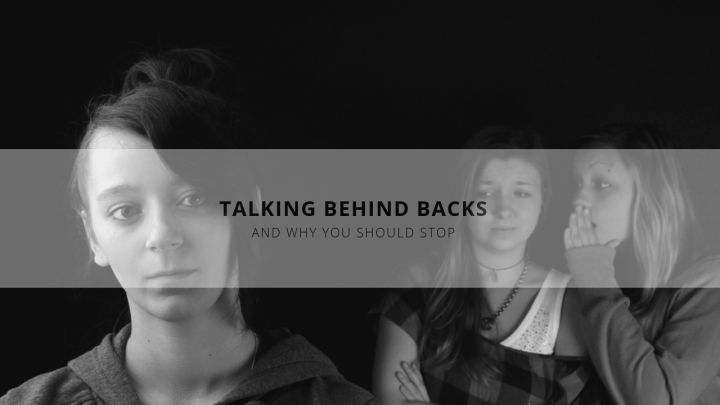 Episode 10: Why You Should Stop Speaking Behind Backs
